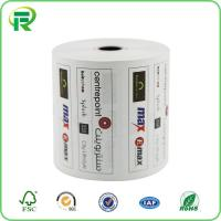 Buy cheap Paper Industry Carbon Paper Roll Thermal Paper Roll 80mm from wholesalers