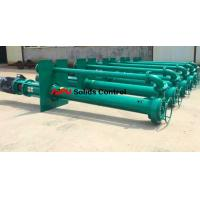 Buy cheap Durable reliable submersible slurry pump used in drilling mud solids control from wholesalers