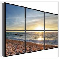 Buy cheap RGB Vertical Stripe HDMI Video Wall Digital Signage 2 x 2 led video walls from wholesalers