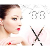 Buy cheap 1818 Temporary tattoo eyebrow pen pencil waterproof eyebrow pencil tattoo paper pen from wholesalers