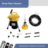 Buy cheap Max 4 Inch Pipe Electric Drain Cleaning Machine 30 M A75 2018 New from wholesalers