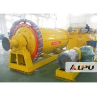 Buy cheap Open Circuit Grinding Cement Ball Mill in Cement Chemical Industry , Small Ball Milling Machine from wholesalers