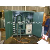Buy cheap Hot sale Cabinet Vacuum Transformer Oil Purifier Machine,filtration, removing moisture,particulate,quality guarantee from wholesalers