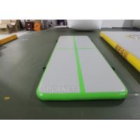 Buy cheap 3.5m Air Floor Tumbling Mat / Inflatable Air Jump Track For Gymnastics from wholesalers