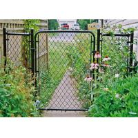 Buy cheap green plastic fence, chain link fence mesh, cyclone wire mesh from wholesalers