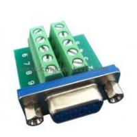 Buy cheap DB9 Female Connector for Field Termination from wholesalers