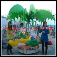 Buy cheap Rotating Flying Fish kiddie ride for 12 kids for amusement park from wholesalers