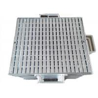Buy cheap HDG Finishing Heel Guard Pit Grates , Outside Heavy Duty Trench Grate And Frame from wholesalers