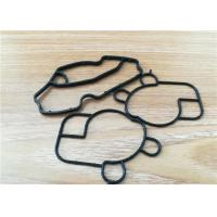 Buy cheap Standard And Custom Molded  Silicone Rubber Sealing Gasket , Silicon Rubber Flat Gasket from wholesalers