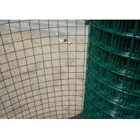 Buy cheap Customized Size Green Metal Mesh Fencing Security Decorative For Power Plants from wholesalers