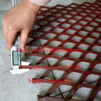 Buy cheap heavy duty expanded metal mesh / expanded metal catwalk wire mesh from wholesalers