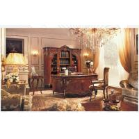 Buy cheap Luxury Villa/European Antique Home Office Furniture,Desk,Bookcase,VS-003 from wholesalers