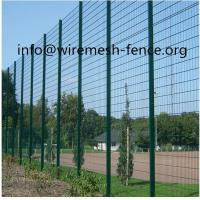 Buy cheap welded mesh panel sport field fence/playground fence from wholesalers
