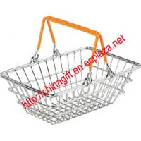Buy cheap Mini Supermarket Shopping Trolleys Mini Shopping Baskets from wholesalers