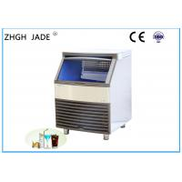 China Vertical Undercounter Ice Cube Machine Space Saving 1000Kgs Daily Output on sale
