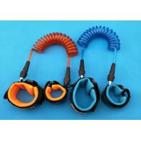 Buy cheap Hot and New Arrival Orange/Blue/Green Anti-lost Retractable Children Safety Belts from wholesalers