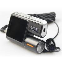 Buy cheap Factory Direct Supply Support GPS 720p Dual Lens and Super Night Vision Car DVR Camera I10 from wholesalers