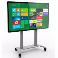 Buy cheap Multi writing touch screen interactive whiteboard smart board with video conference function from wholesalers