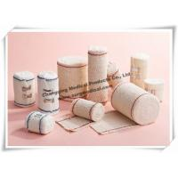 Buy cheap Medical Firm Crepe High Stretch Compression Bandage For Emergency Injuries First Aid Treatment from wholesalers