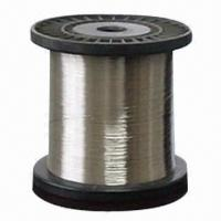Buy cheap Nickel-plated Copper Wire with 0.4 to 1.2mm Diameter, OEM Orders are Welcome  from wholesalers