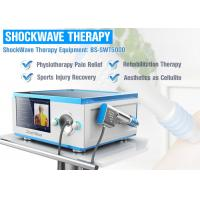 Buy cheap 1-22 Hz High Frequency Physical Therapy Shock Machine For Back, leg,knee Pain Relieve from wholesalers