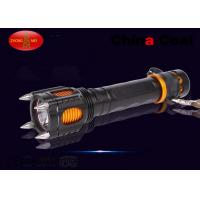 Buy cheap T6-6 rechargeable flashlight led torch strong light from wholesalers