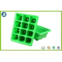 Buy cheap Nursery Plant Trays Blister Packaging Tray Green With PS / PLA , QS IS9001 product