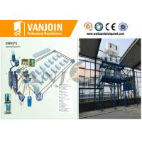 Buy cheap Roof panel Eps Sandwich Panel Machine Unique Raw Material Measuring Patented Proportion from wholesalers