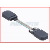 Buy cheap MPO MT Single Mode Fiber Optic Cable 12 Cores Corning SMF-28e Riser Rated from wholesalers