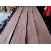 Buy cheap Sliced Natural Bubinga Wood Veneer Sheet from wholesalers