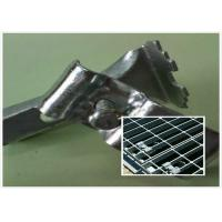 Buy cheap Stainless Steel Bar Grating Clips , End Plate Welding Bar Grating Fasteners from wholesalers