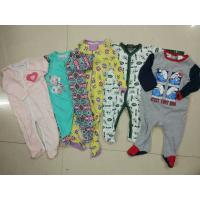 Buy cheap cheap assorted designs & size full sleeve autumn spring cotton baby romper BB onesie unisex creeping One-Pieces from wholesalers