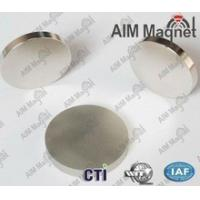 Buy cheap 20mm x 1.5mm Strong Magnetic Disc Round N35 Rare Earth Magnets Neodymium from wholesalers