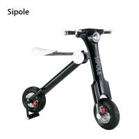 Buy cheap Sipole F1 twin wheel electric scooter , electric bicycle with Led head light from wholesalers