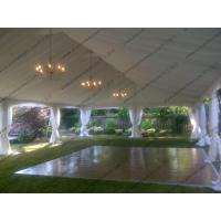 Buy cheap Clear Roof Marquee Party Transparent Wedding Event Tents For Outdoor Banquet from wholesalers