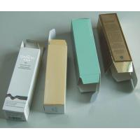 Buy cheap cosmetic packaging box product