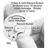 Buy cheap Round recording module from wholesalers