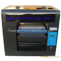 Buy cheap A3 Flatbed T-Shirt Textile Printer from wholesalers