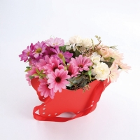 Buy cheap 2mm Panton Color Printing Butterfly Flower Basket Gift Packing Boxes from wholesalers