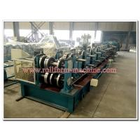 Buy cheap Germany Technology Guaranteed C Z U Profile Type Purlin Channel Roll Forming Machine from wholesalers