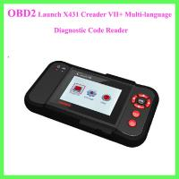 Buy cheap Launch X431 Creader VII+ Multi-language Diagnostic Code Reader from wholesalers
