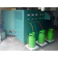 Buy cheap Chillers Refrigerant Charging Machine for Multi Stage Sub Package R410A / R134A from wholesalers