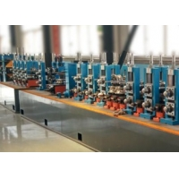 Buy cheap Carbon Steel Square 2.5mm Tube Mill Machine 30mm/Min from wholesalers