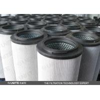 Buy cheap Pre filter system PTFE folded Cartridge Filter Element High precision from wholesalers