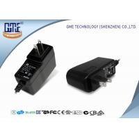 Buy cheap GME12C 120100 12v 1a wall mount ac power adapter for led strip light / lcd monitor from wholesalers