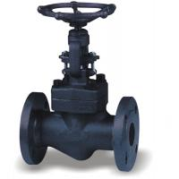Buy cheap DN15 - DN50 ANSI API Seal Forged Steel Globe Valve Socket - Welding Pressure from wholesalers