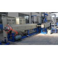 Top quality PS Foam double screw Sheet Extrusion Line , Foam Board Production Line With 150KW 380V for sale