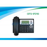 Buy cheap Black 3 Way Call POE IP Phone from wholesalers