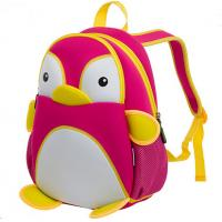 Buy cheap 3D Cartoon Penguin Kids Travel Backpack Neoprene Waterproof from wholesalers