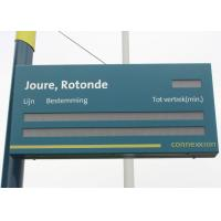 Buy cheap IP65 LED Traffic Dynamic Message Signs Road Direction Flashing Arrow Board from wholesalers